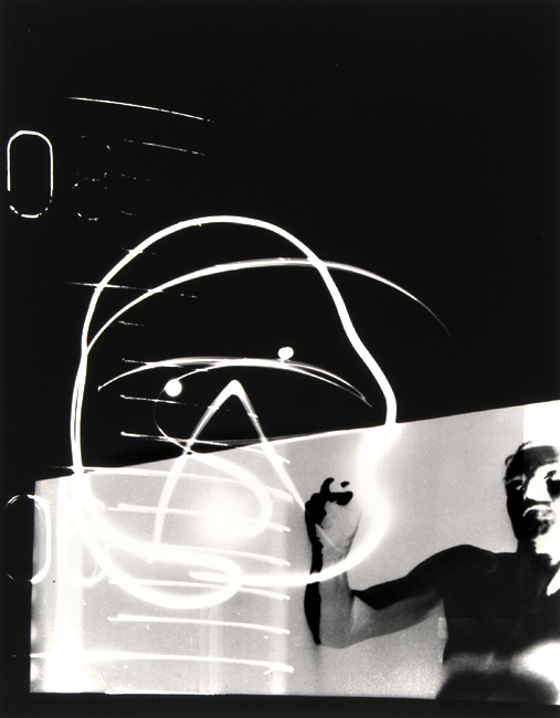 Barbara Morgan - Artificial Life from the Laboratory 1967
