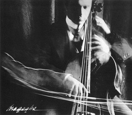 bragaglia suonatore di violino, 1913